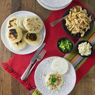 How to Make Homemade Arepas.