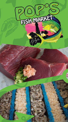 Pop's Fish Market