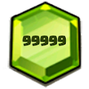 Gems cheat calc clash of clans v 1.0 app icon