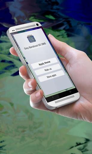 グレーバンディクー GO SMS