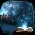 Magia Fondo Animado icon