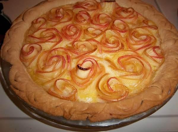 Apple Buttermilk Pie