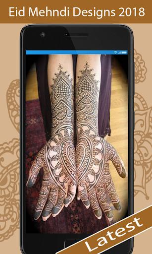 Trendy Eid Mehndi Designs u2013 Henna Eid Designs 2018 1.1 screenshots 2
