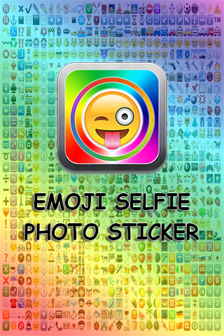 Emoji Selfie Photo Sticker