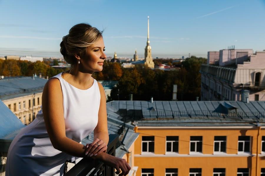 Hochzeitsfotograf Nadezhda Makarova (nmakarova). Foto vom 14.10.2018