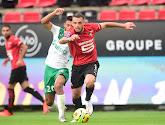 Jérémy Gelin (Stade Rennais) en passe de rejoindre l'Antwerp