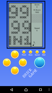 Brick Classic - Brick Game- screenshot thumbnail