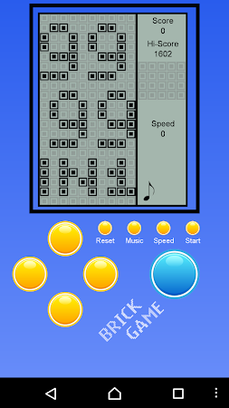 Brick Classic - Brick Game 1.24 screenshot 2088505