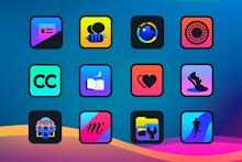 Womba - Icon Pack screenshot 2