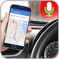 GPS Voice Driving Route Guide: Earth Map Tracking apk