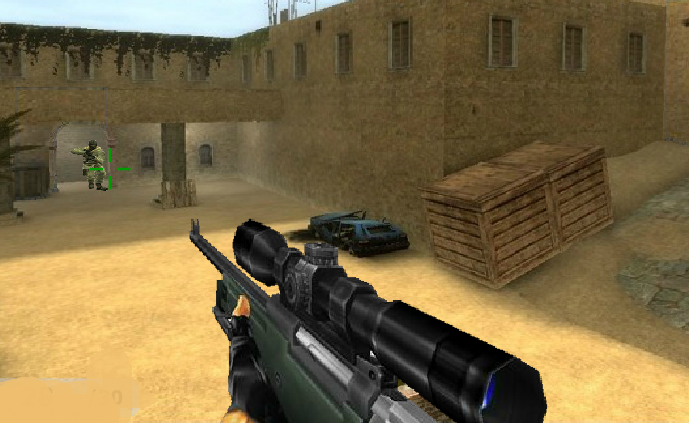 android Shooting Action 3D Screenshot 2