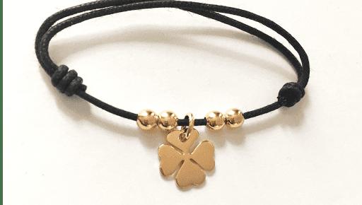 bracelet-trefle