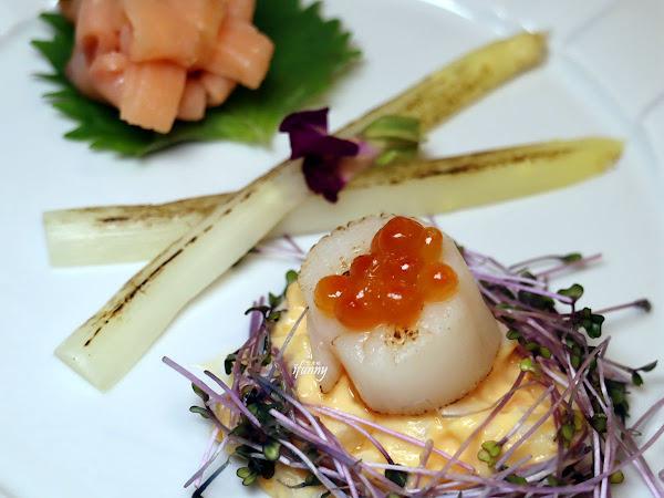極品寶島白蘆筍饗宴|台北凱撒王朝餐廳 夏日限定 消暑清甜