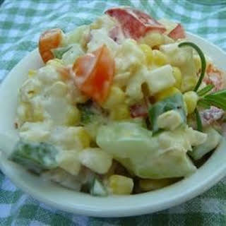 Cold Corn Salad Recipes.