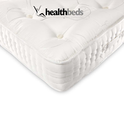 Healthbeds Natural Luxury 1000 Mattress