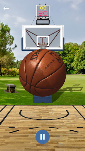 NBA AR Basketball screenshot 3
