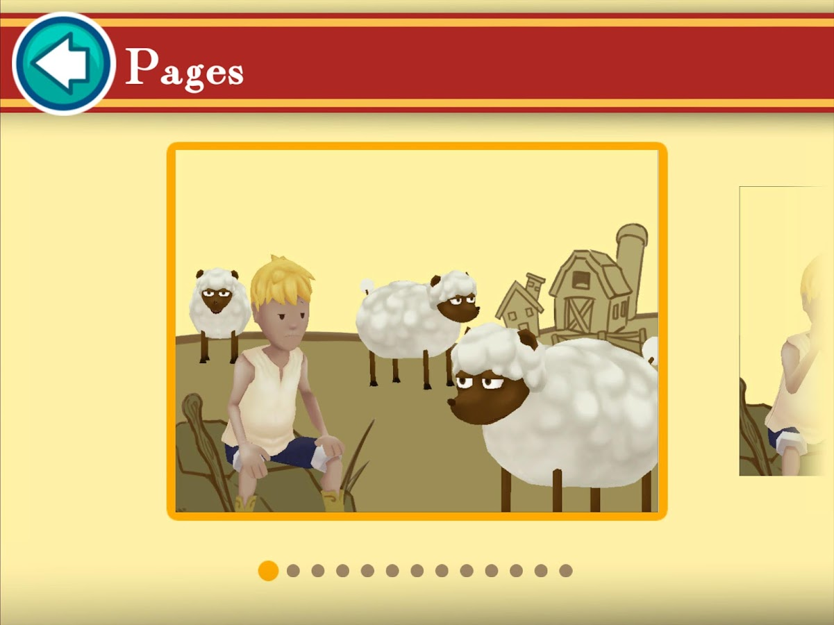 The Boy Who Cried Wolf- screenshot