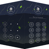 AppLock Theme RainDrop