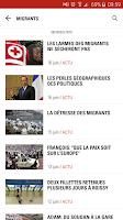Screenshot of Paris Match