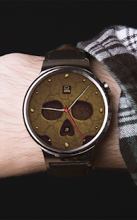 Skull Watch Face- screenshot thumbnail