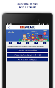 Paris Worldwide -  App Officielle Paris Aéroports – Vignette de la capture d'écran