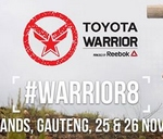 Toyota #Warrior8 powered by Reebok : Riversands Farm, Fourways