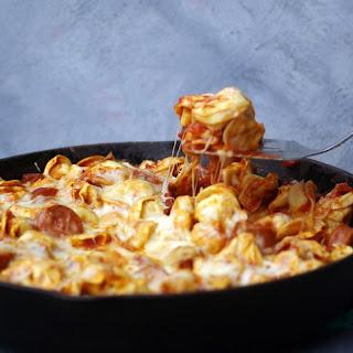Cajun Sausage and Tortellini