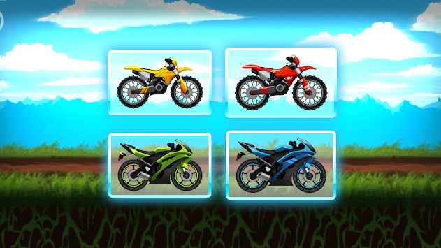 Zabava Kid Racing - Motocross APK screenshot thumbnail 9