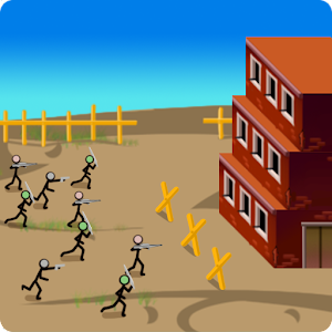Stickman Defense War for PC and MAC