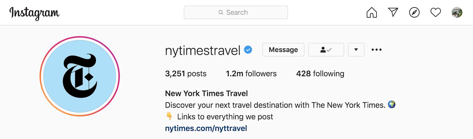 Instagram Direct is now on desktop interface