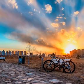 by Steel Hero - Landscapes Sunsets & Sunrises