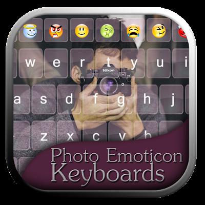 Photo Emoticon Keyboards