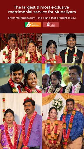 Mudaliyar Matrimony - Marriage App For Mudaliyars ss1