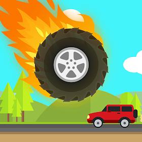 Bouncing Wheel Highway Monster