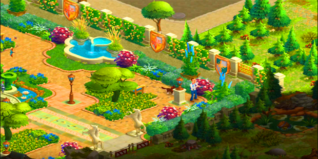 New Cheat For Gardenscapes NewAcres