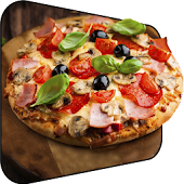 Appetizing Pizza Live Wallpape