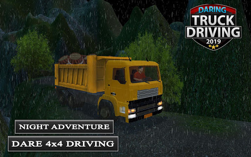 Offroad Transport Truck Driving - Jeep Driver 2019  screenshots 9