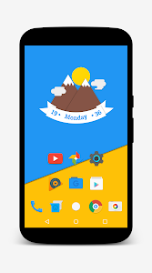 Nougat for Zooper screenshot 13