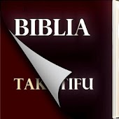 Swahili Bible Flip