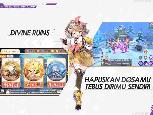 Astralu00a0Guardians:u00a0Cyber Fantasy screenshots 11