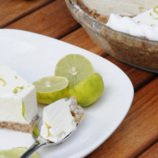 Carb-Free Key Lime Cheesecake