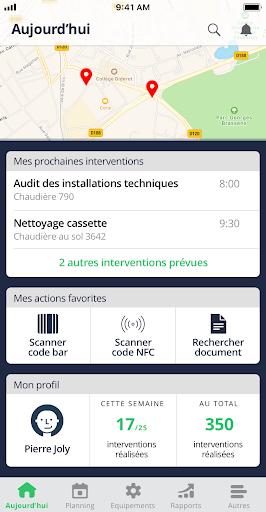 ermeo app screenshot 1