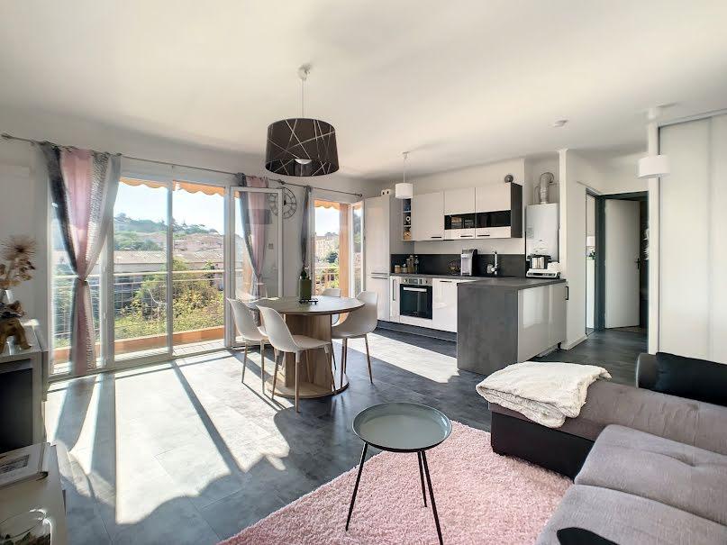 Vente appartement 2 pièces 42 m² à Vallauris (06220), 158 000 €