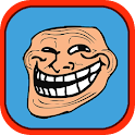 Troll Face Funny Videos icon