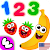 Funny Food 123! Kids Number Games for Toddlers file APK for Gaming PC/PS3/PS4 Smart TV