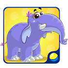 Animals and Animal Sounds: Game for Toddlers, Kids icon