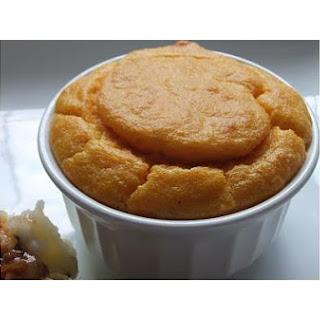 Carrot Pudding Souffle