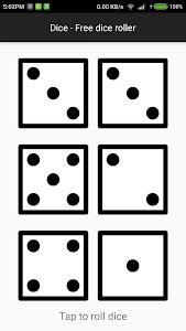 Dice - A free dice roller 3.0