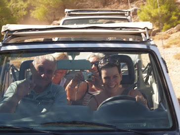 Jeep Safari 4x4 Tour - Drive your own car! - Pick up in the