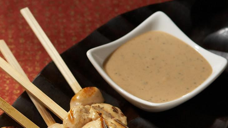 Indonesian Satay (Peanut) Sauce Recipe